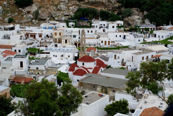 Grecia Ruth Travel