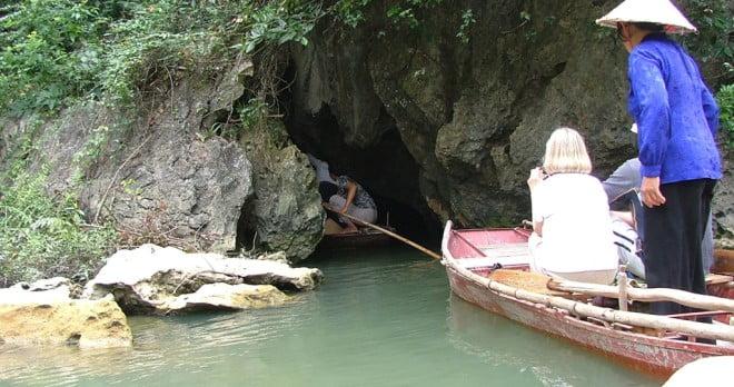 Cuevas de Tam Coc, Vietnam