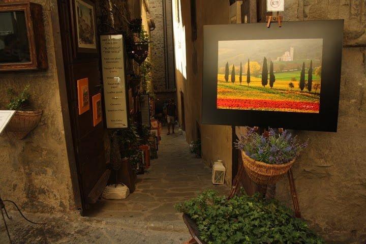 Calle Toscana