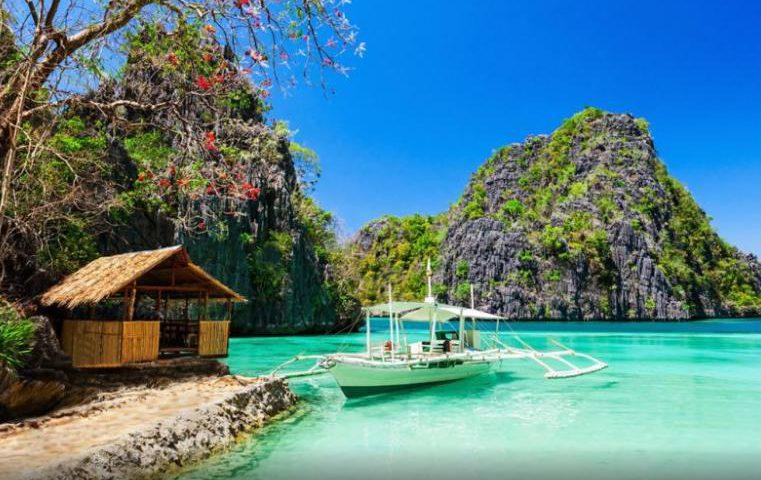 Filipinas, Paso Noroeste