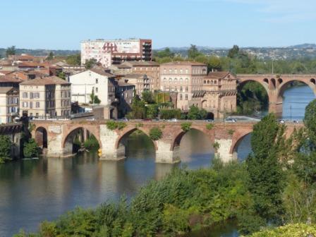 Puente medieval de Albi