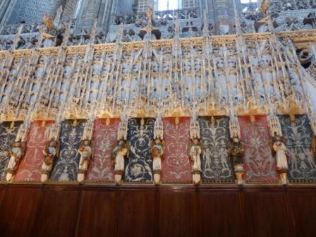 Interior de la Catedral de Albi