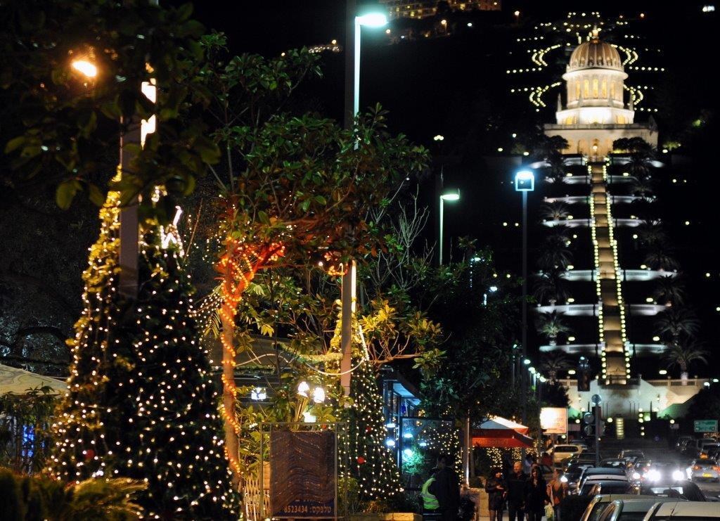 Israel por Navidad
