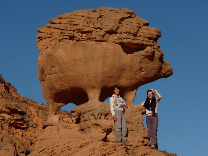 Tadrart, Argelia