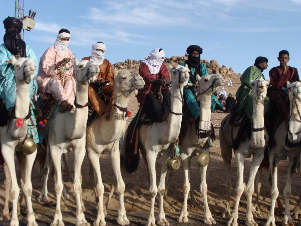 Tuaregs, Argelia