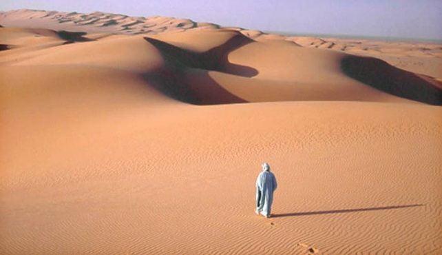 Desierto Argelia