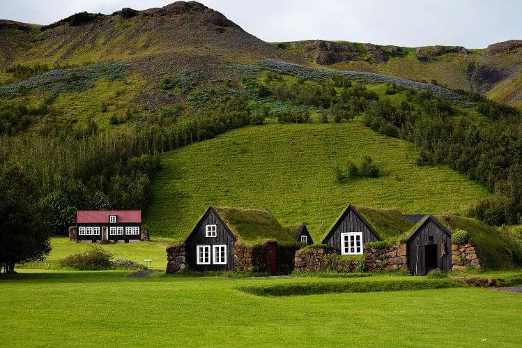 Islandia en verano