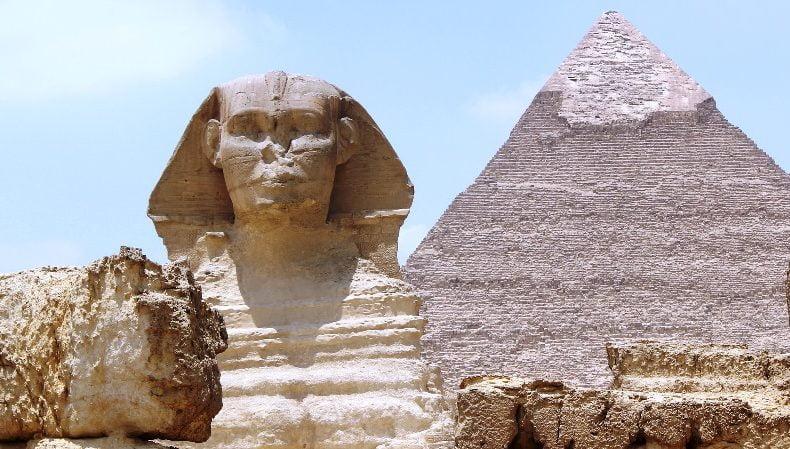 Gizeh y las pirámides