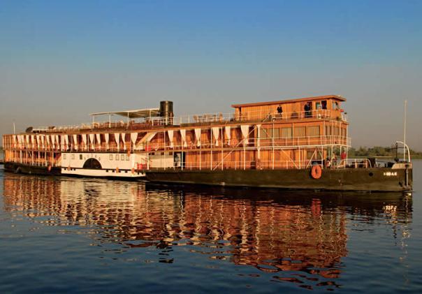 Crucero por le Nilo