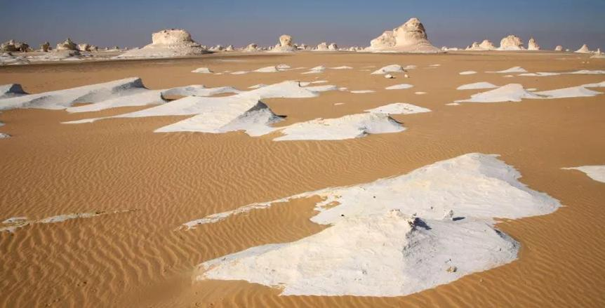 Desierto egipcio
