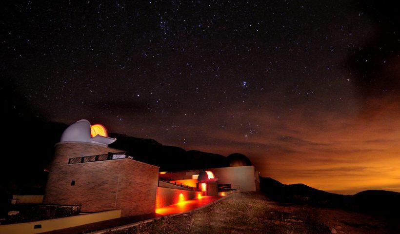 Centre Observació de l'Univers. Montsec