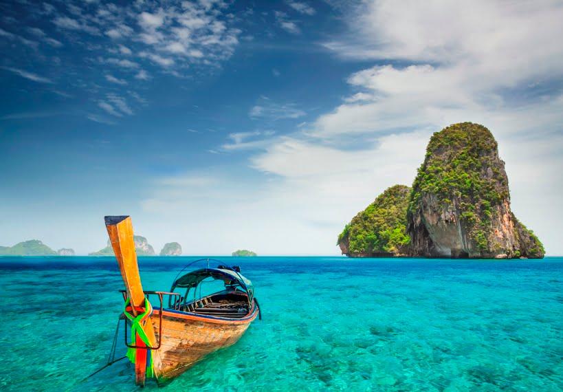 Playa de Railay Tailandia