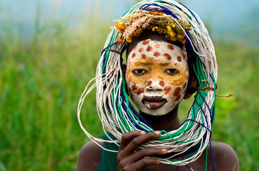 Surma Etiopia