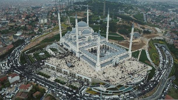 Gran mezquita Estambul