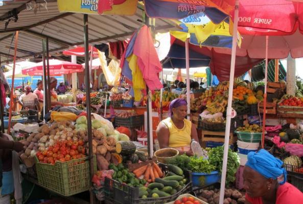 Mercado Cabo Verde