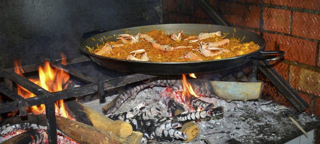 Dónde comer una buena paella en València | El racó de la paella