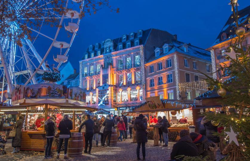 Mulhouse Navidad