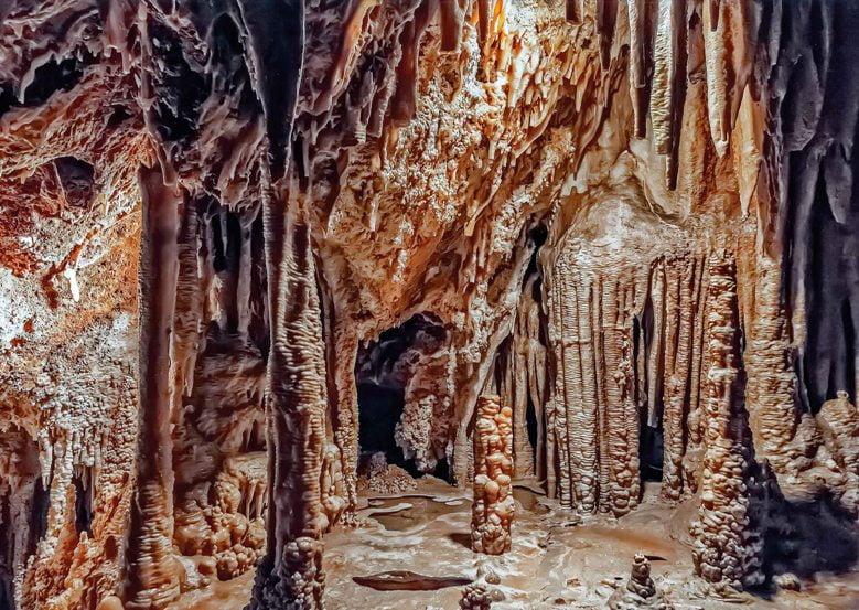 Cuevas de Génova, Palma
