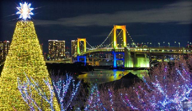 Japón en Navidad