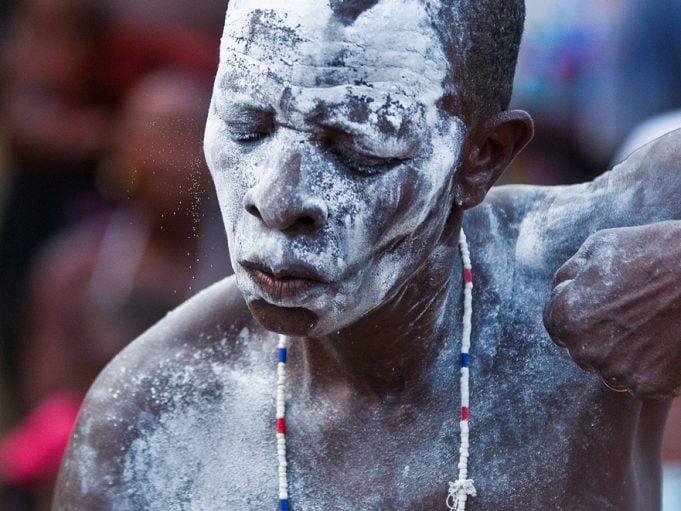 Vudú en Benin