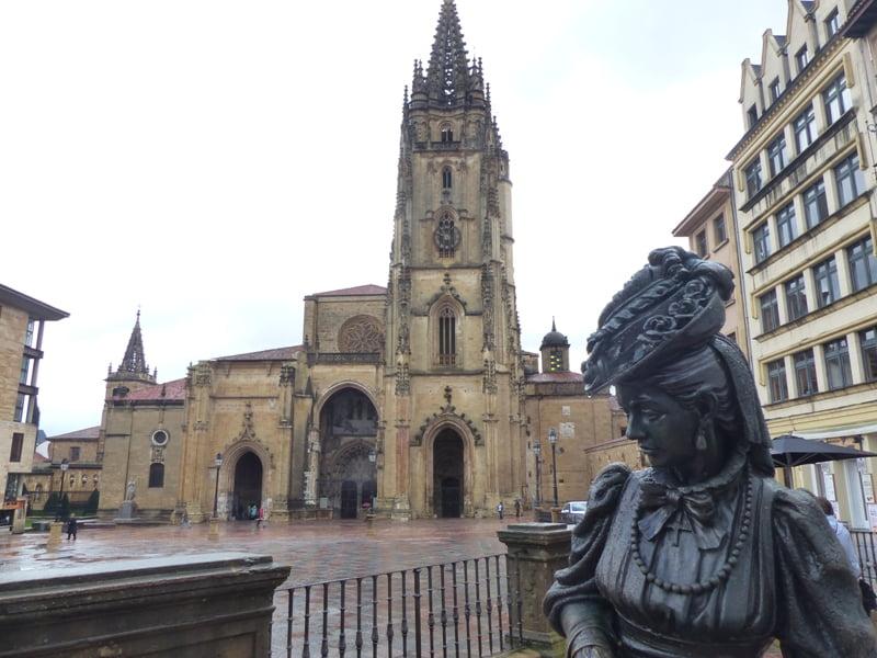 La Regenta, Oviedo