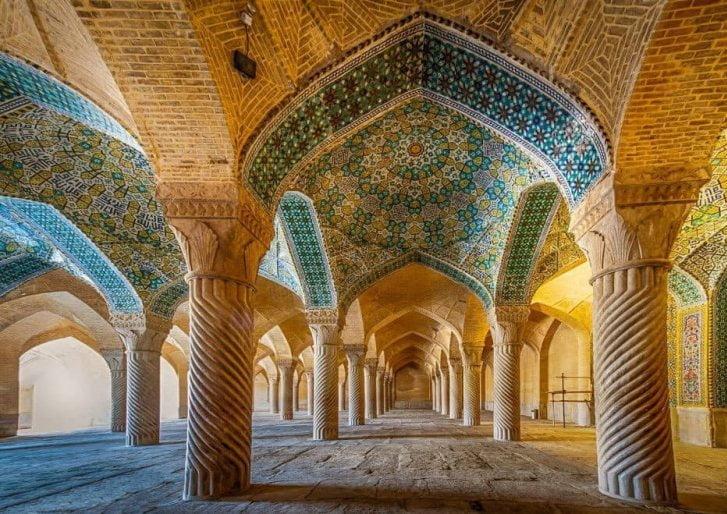 Mezquita de Vakil