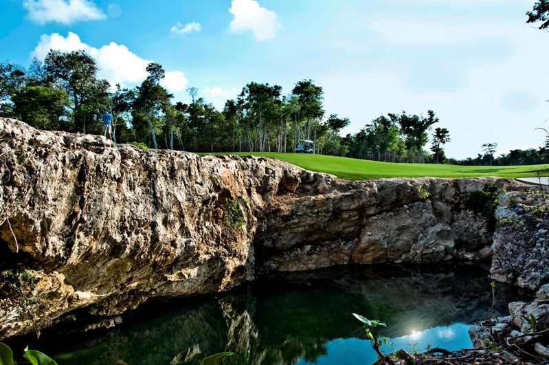 Golf Riviera Maya