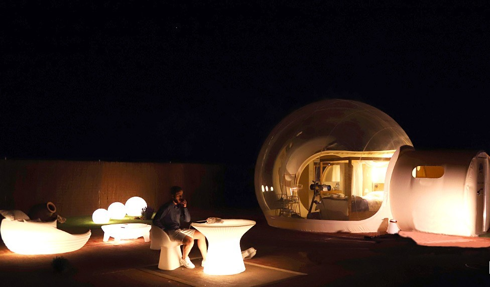 Hotel astronomico