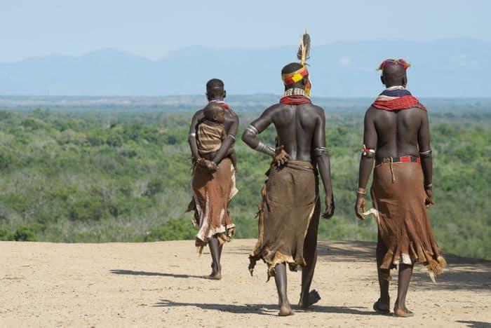 Etnias etíopes