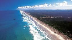 playa de las 90 millas