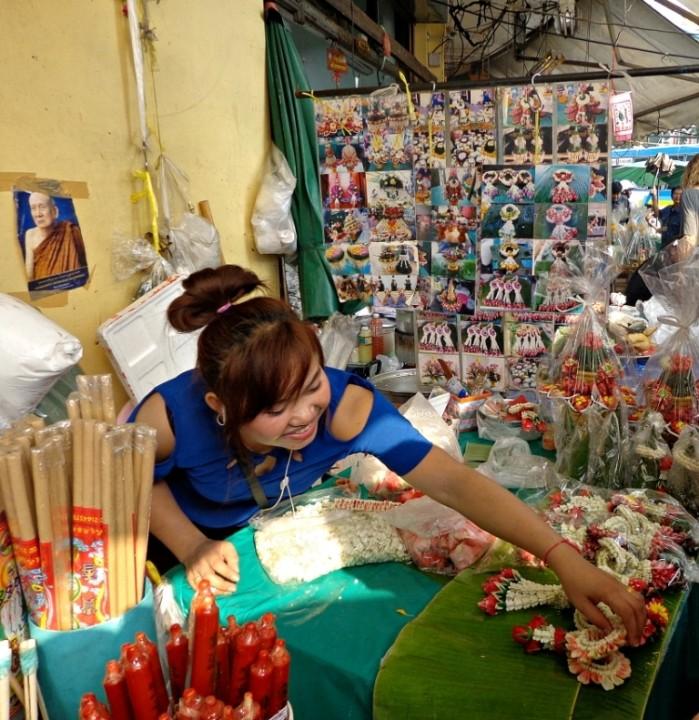 tailandesa mercado